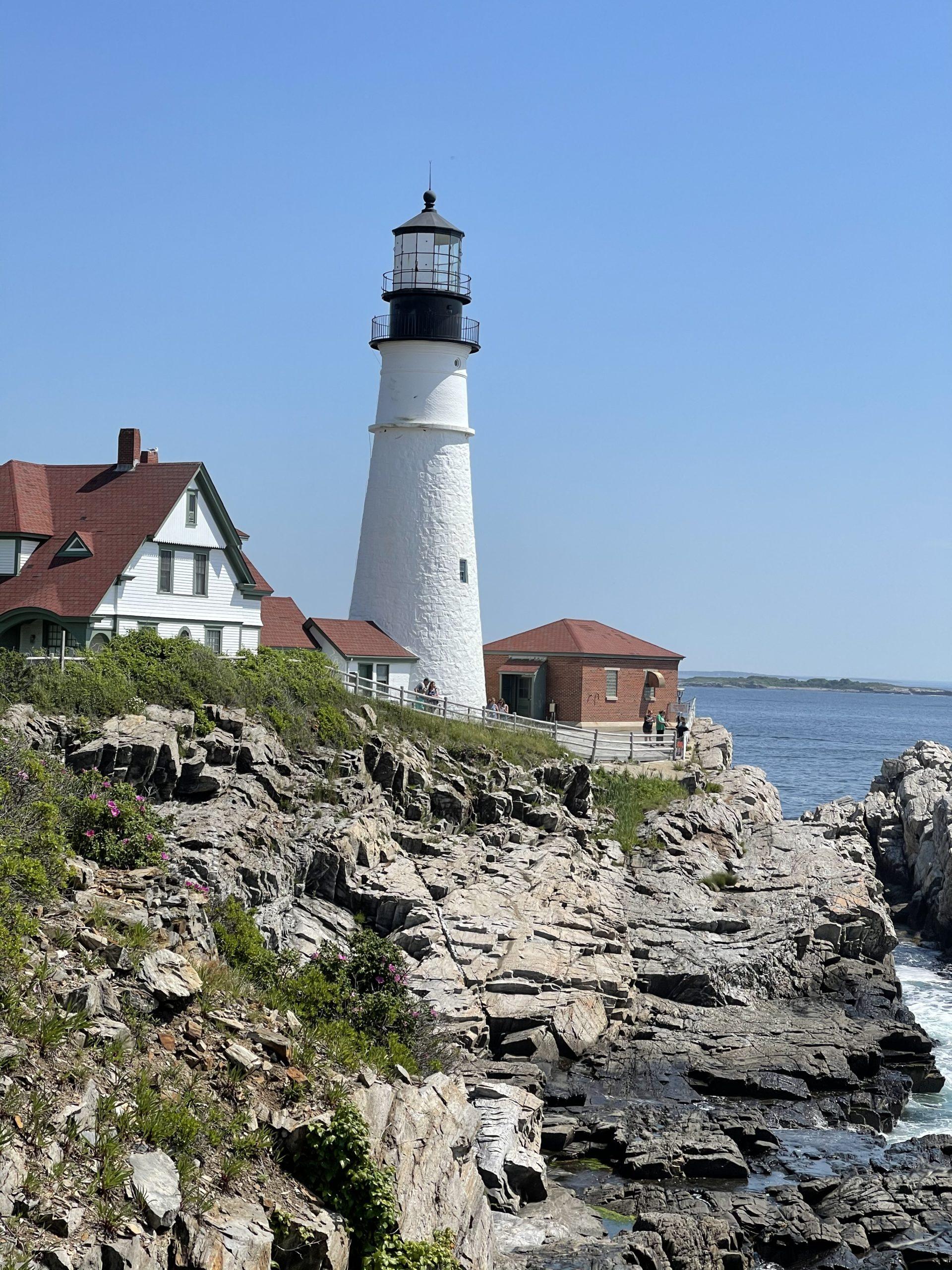 Maine Light House